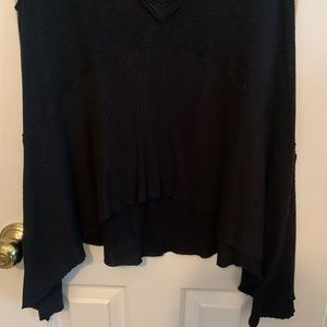 Black Free People Top